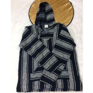 Baja Billy Hoodie Sweater XL Beach Bum